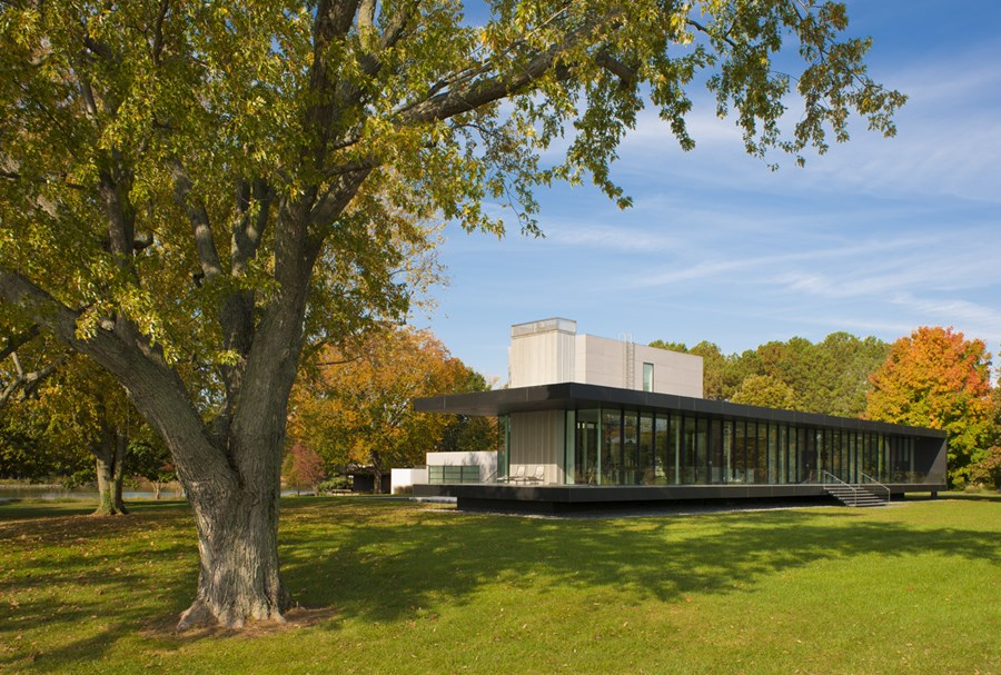 Tred Avon by Robert M. Gurney, FAIA  Architect 21