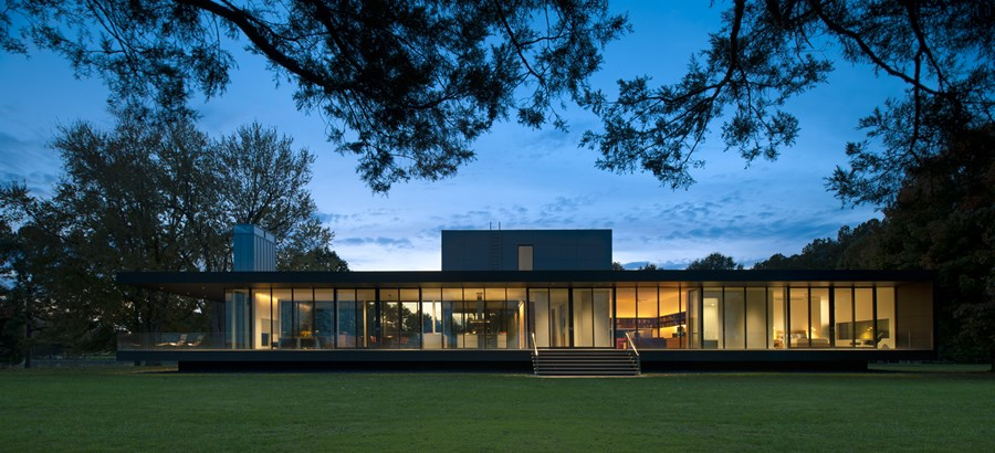 Tred Avon by Robert M. Gurney, FAIA  Architect 24