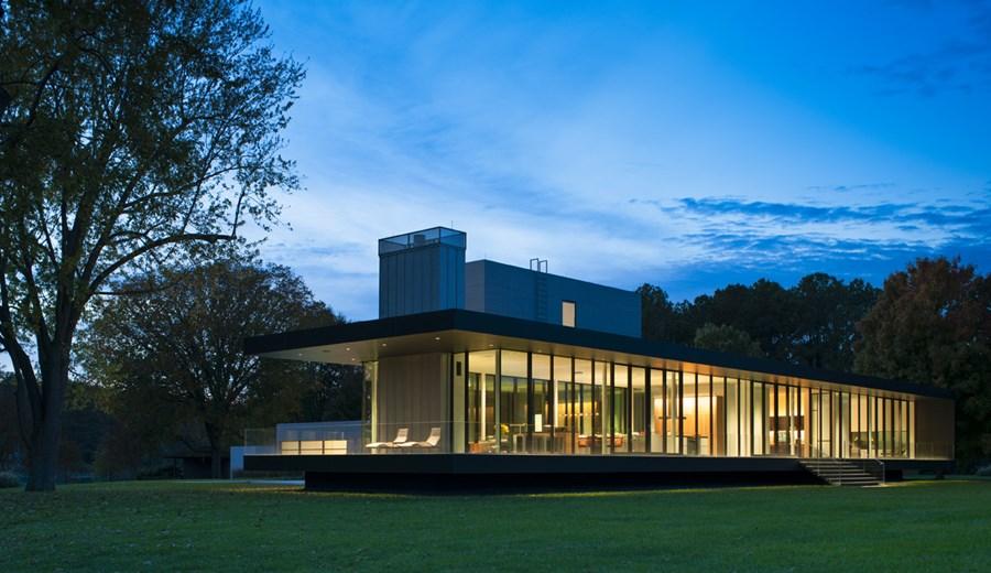 Tred Avon by Robert M. Gurney, FAIA  Architect 25