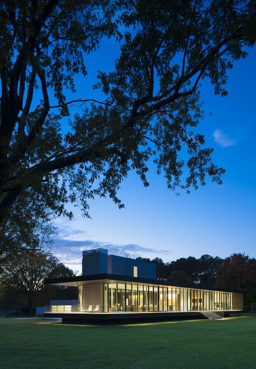 Tred Avon by Robert M. Gurney, FAIA  Architect 26