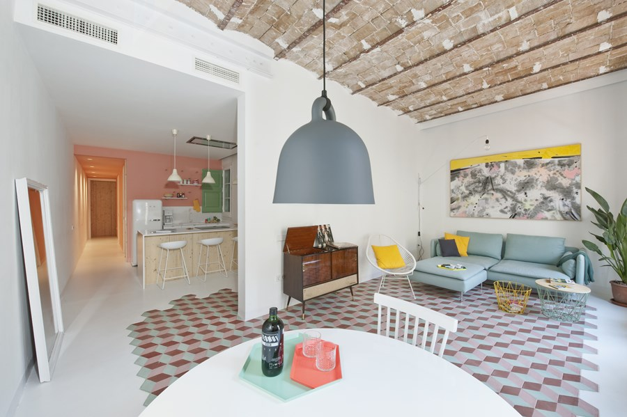 Tyche Apartment by CaSA and Margherita Serboli 01