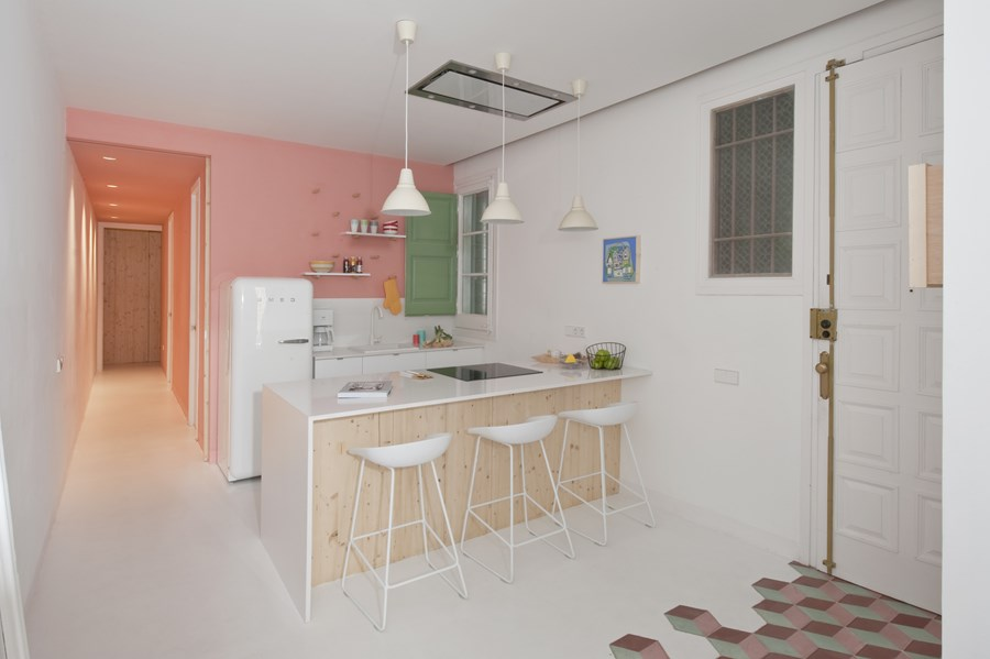 Tyche Apartment by CaSA and Margherita Serboli 10