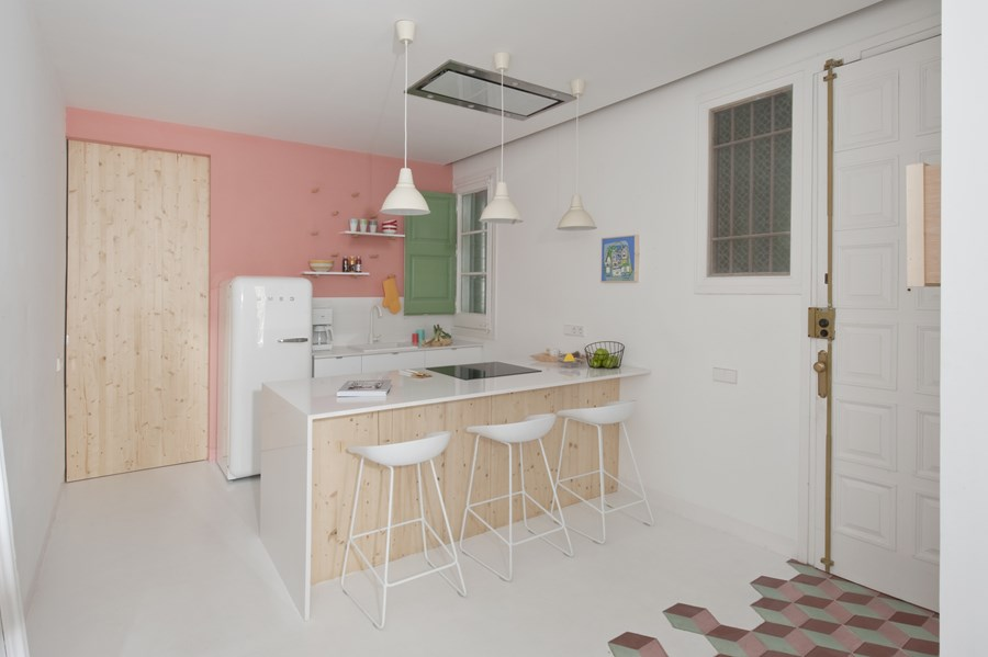 Tyche Apartment by CaSA and Margherita Serboli 11