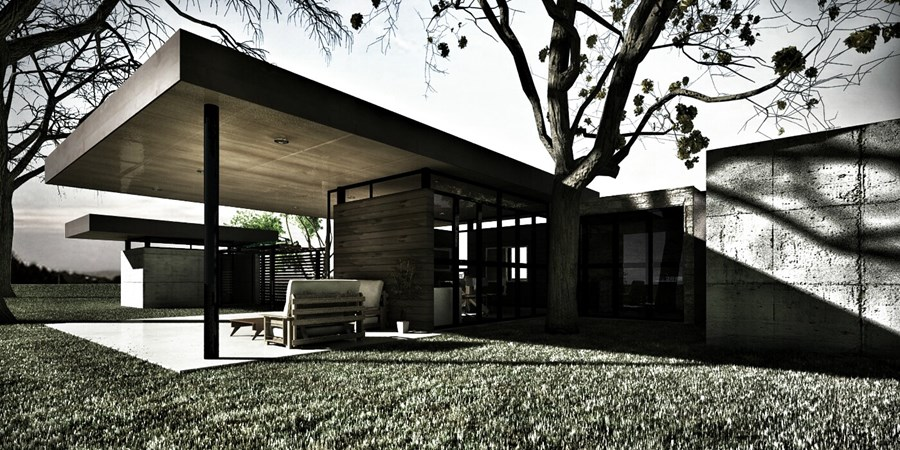 Veterinary House by Dardo Molina 03