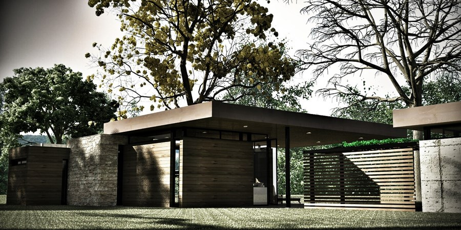 Veterinary House by Dardo Molina 04