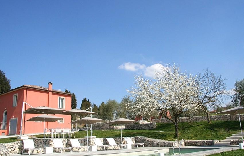 Villa Chic in Cortona, Italy 02