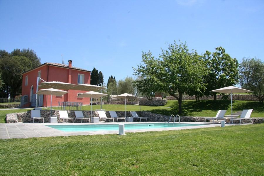 Villa Chic in Cortona, Italy 29
