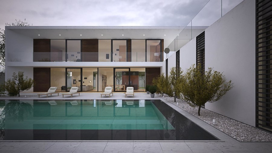 Villa in Almaty by A.Masow Architects 03