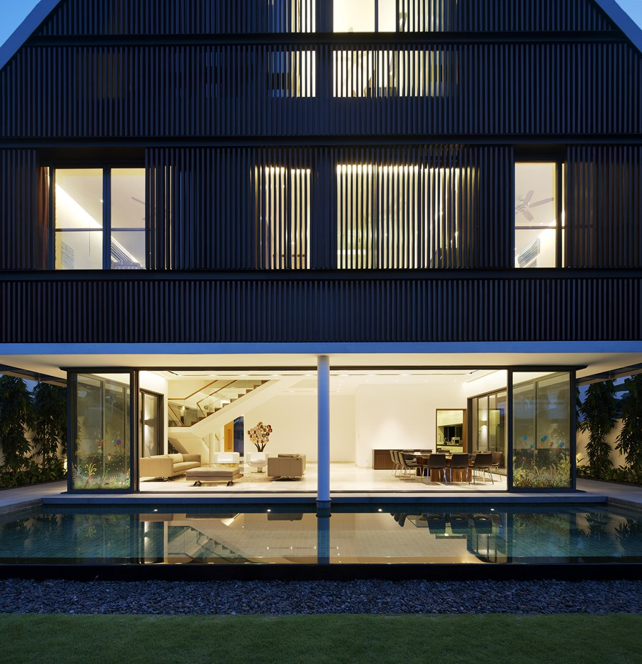 Wind Vault House by Wallflower Architecture + Design 01