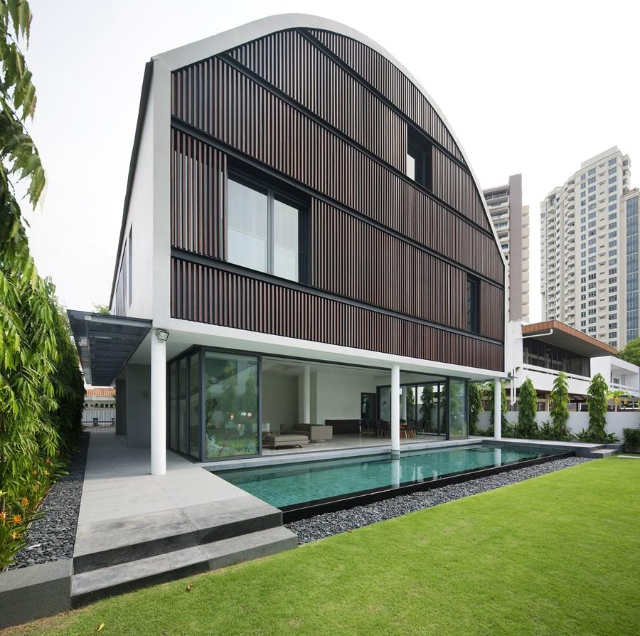 Wind Vault House by Wallflower Architecture + Design 04