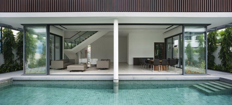 Wind Vault House by Wallflower Architecture + Design 05