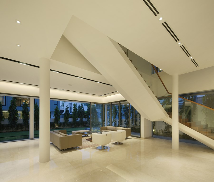 Wind Vault House by Wallflower Architecture + Design 07