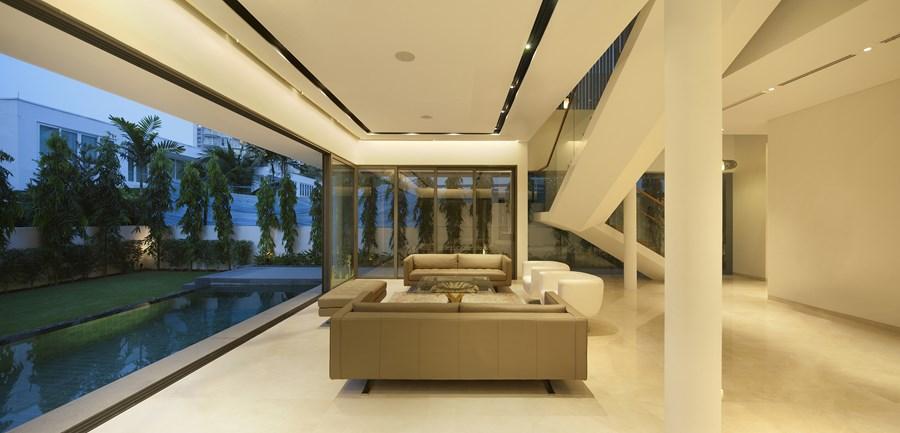 Wind Vault House by Wallflower Architecture + Design 08