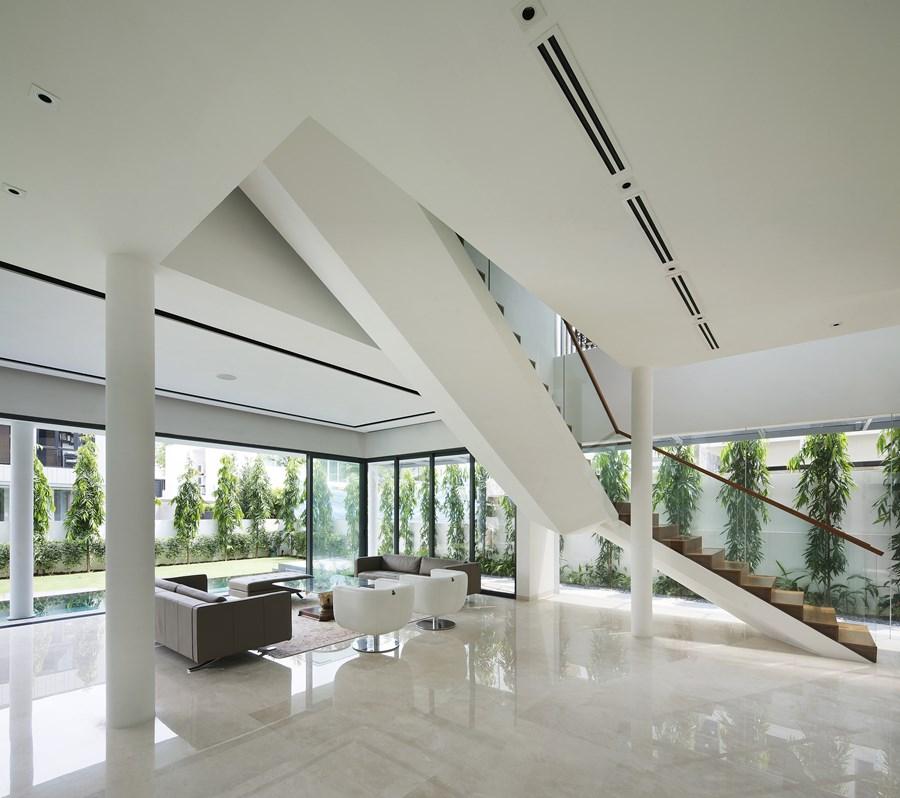 Wind Vault House by Wallflower Architecture + Design 10