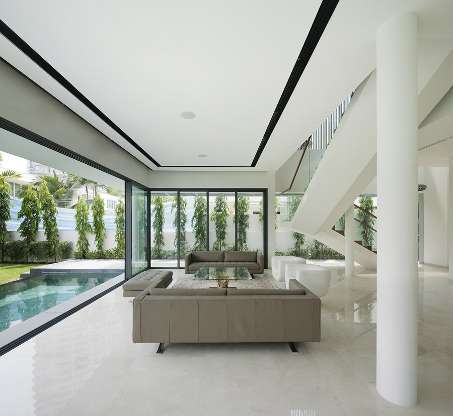 Wind Vault House by Wallflower Architecture + Design 11