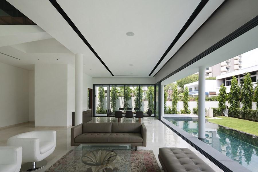 Wind Vault House by Wallflower Architecture + Design 12