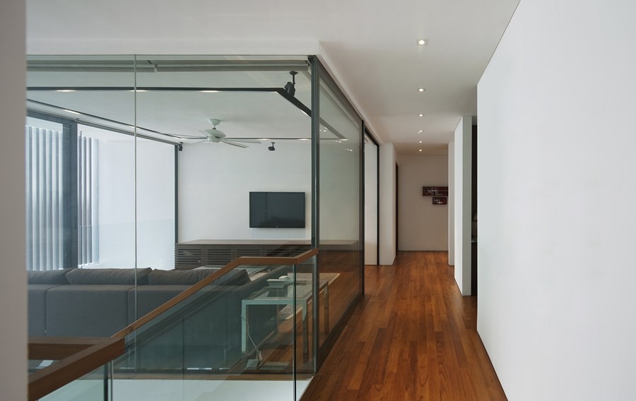 Wind Vault House by Wallflower Architecture + Design 15