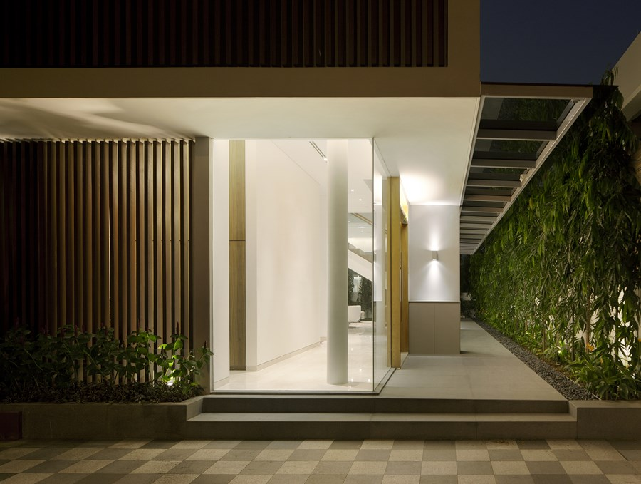 Wind Vault House by Wallflower Architecture + Design 24