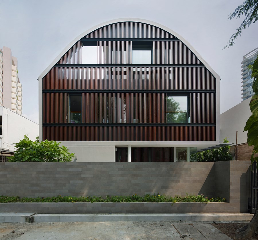 Wind Vault House by Wallflower Architecture + Design 25