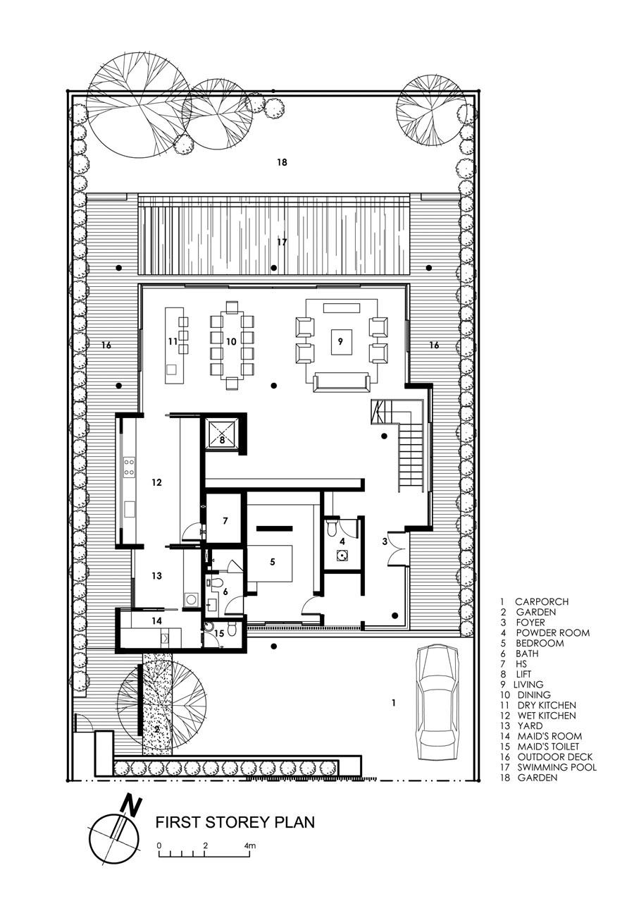 Wind Vault House by Wallflower Architecture + Design 28
