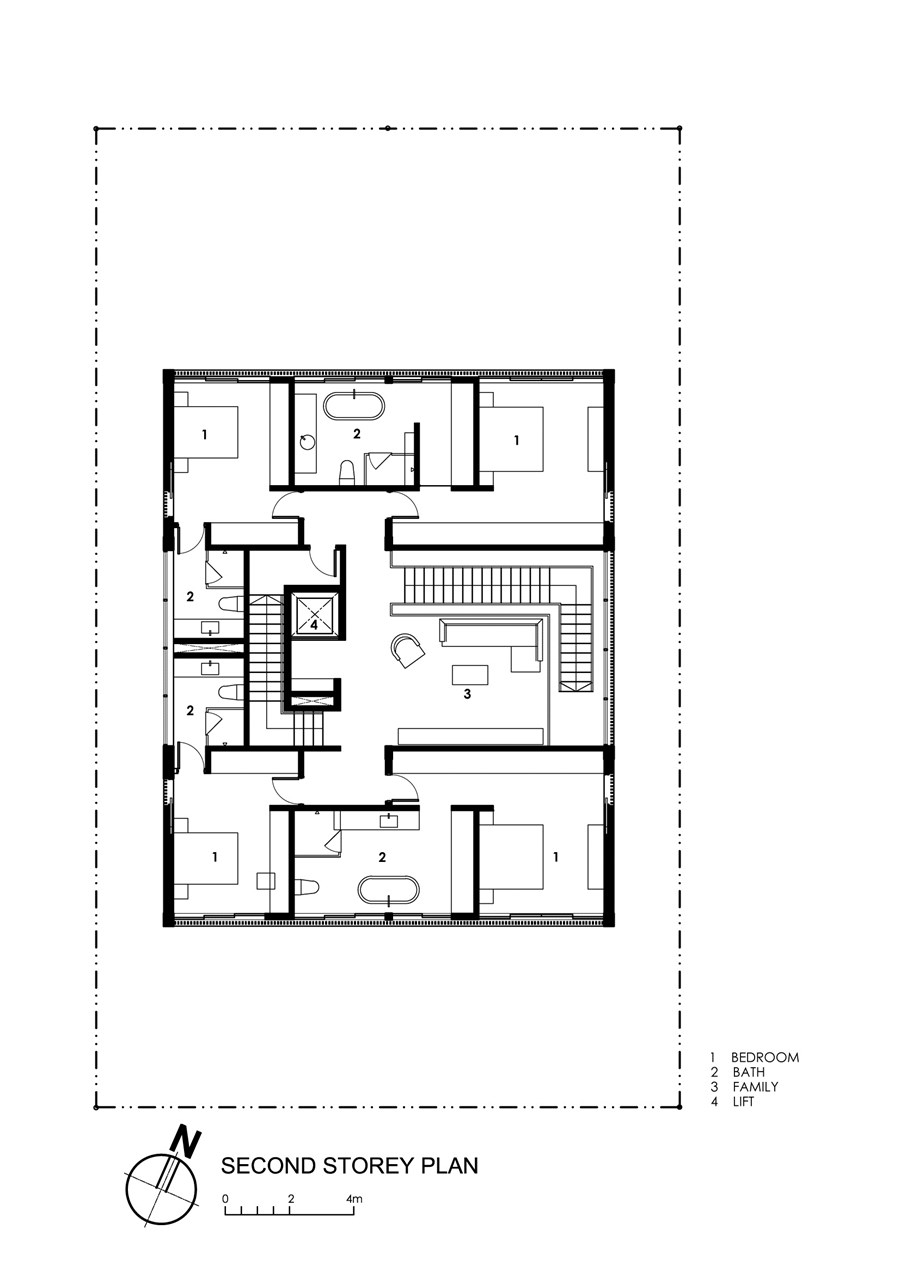 Wind Vault House by Wallflower Architecture + Design 29