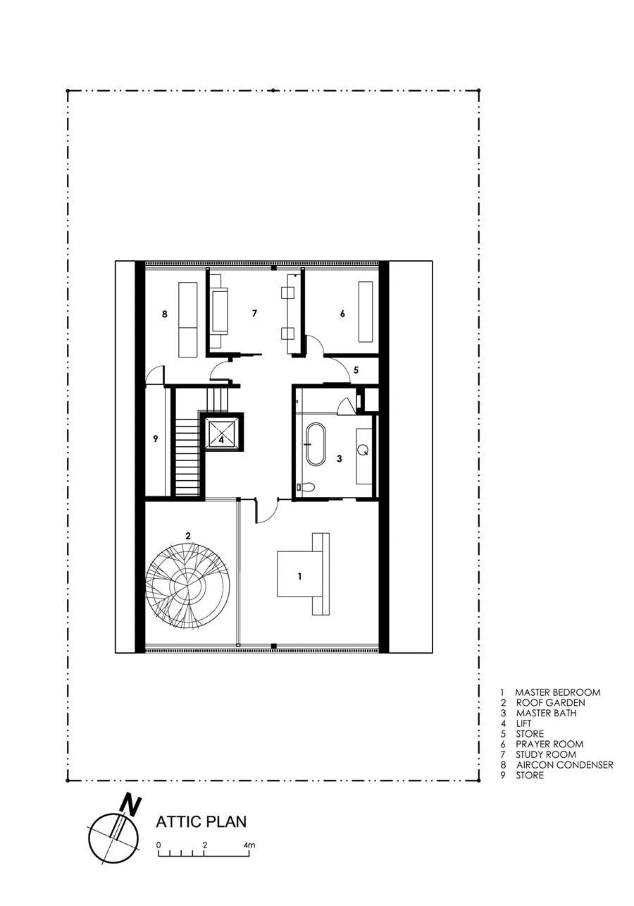 Wind Vault House by Wallflower Architecture + Design 30