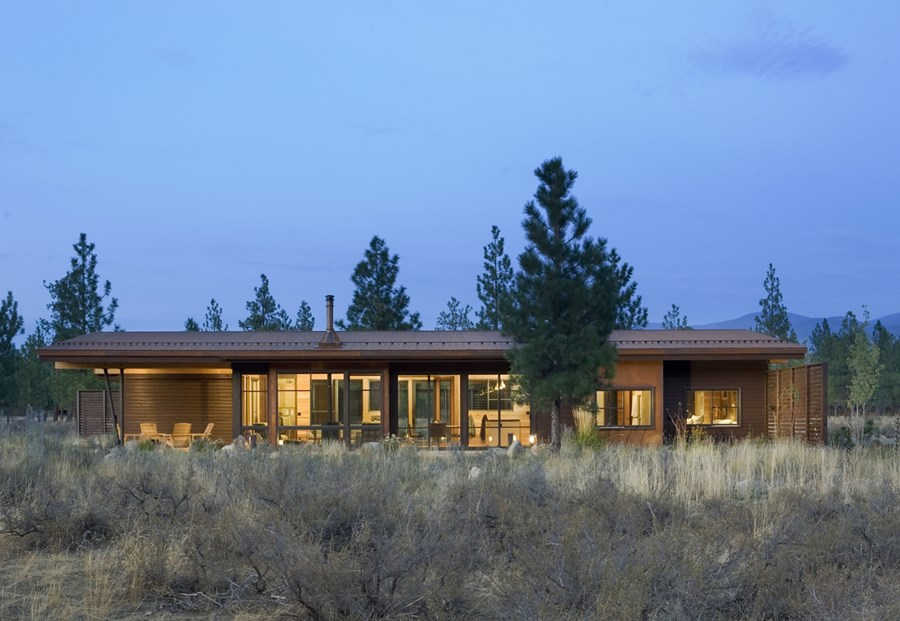 Wolf Creek View Cabin by Balance Associates 01