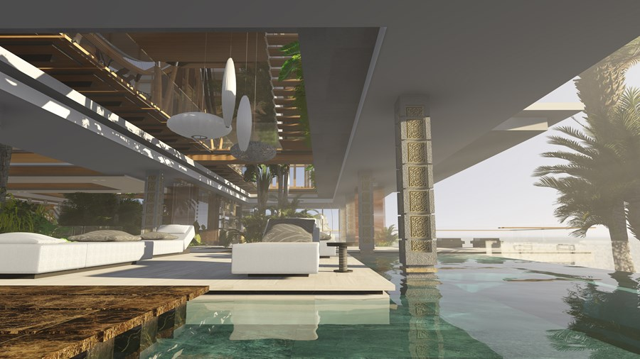 Xálima by Martín Ferrero Arquitectura 11