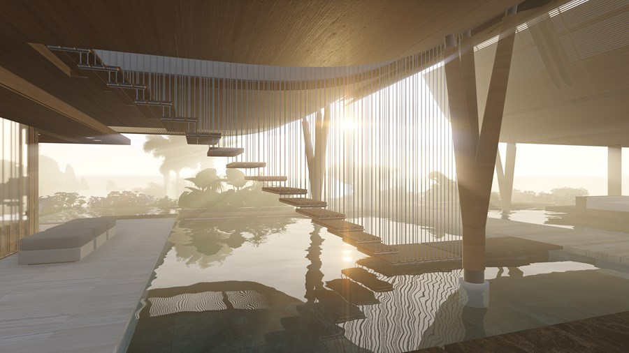 Xálima by Martín Ferrero Arquitectura 16