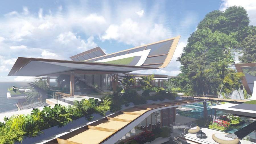 Xálima by Martín Ferrero Arquitectura 20