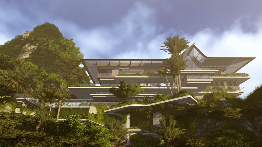 Xálima by Martín Ferrero Arquitectura 30