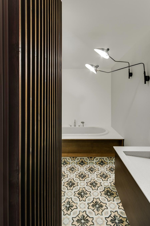 Apartment in Šaltinių Street by DO ARCHITECTS 07