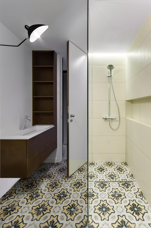 Apartment in Šaltinių Street by DO ARCHITECTS 09