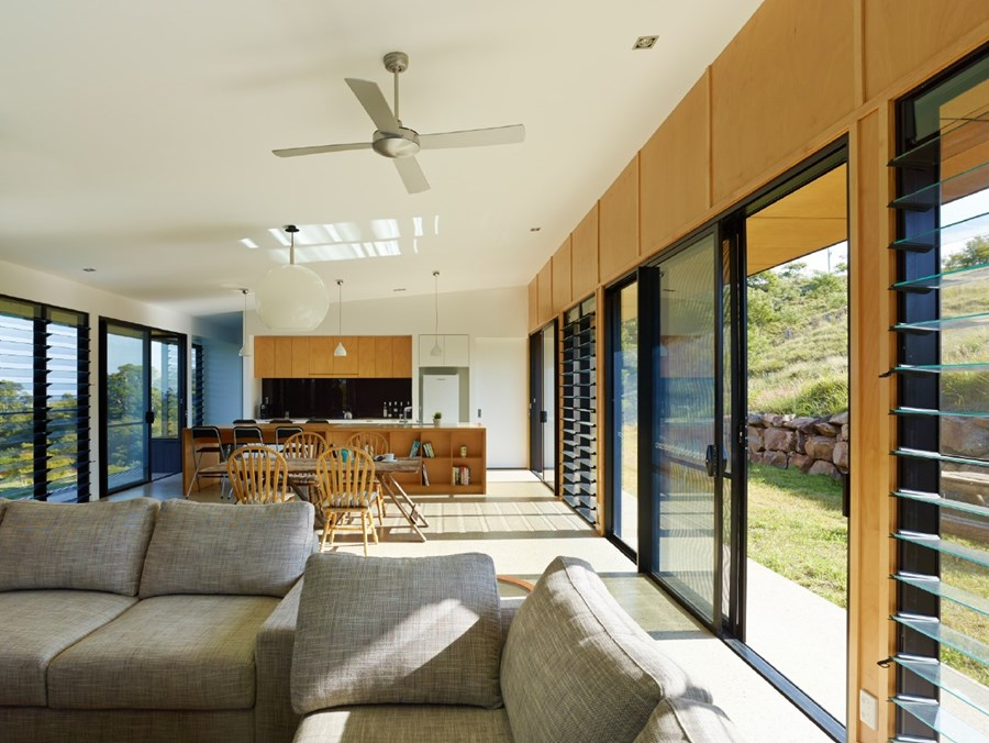 Boonah House by Shaun Lockyer Architects 03