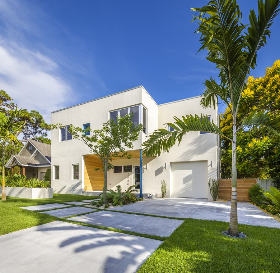 Bougainvillea House by Traction Architecture 02