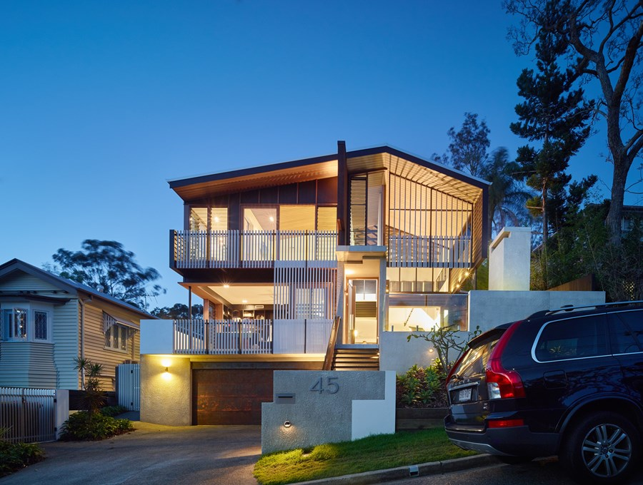 Mackay Terrace by Shaun Lockyer Architects 01