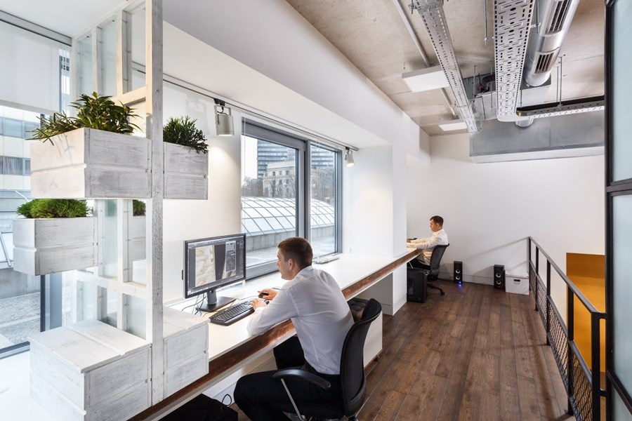 Office by Circle Line Interiors 09
