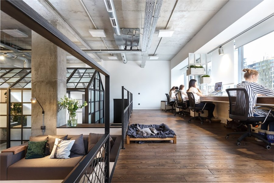 Office by Circle Line Interiors 10