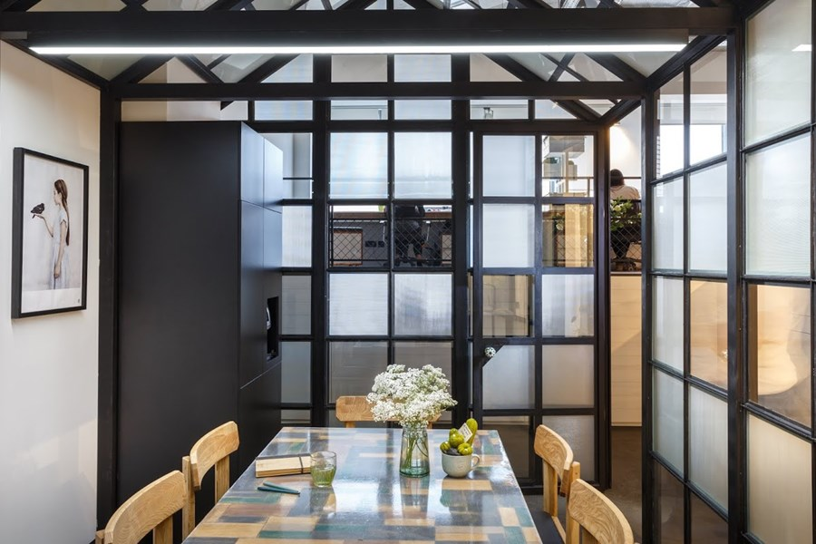 Office by Circle Line Interiors 22