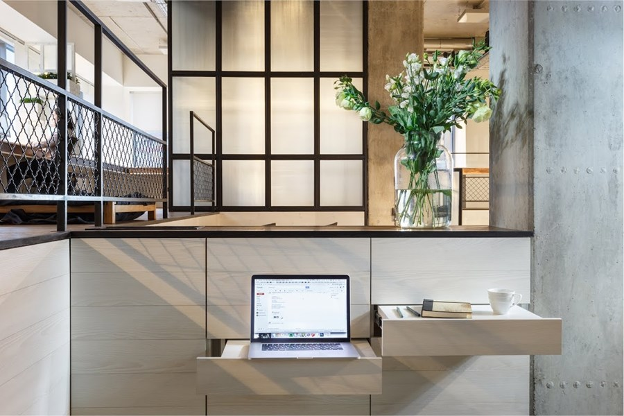 Office by Circle Line Interiors 24