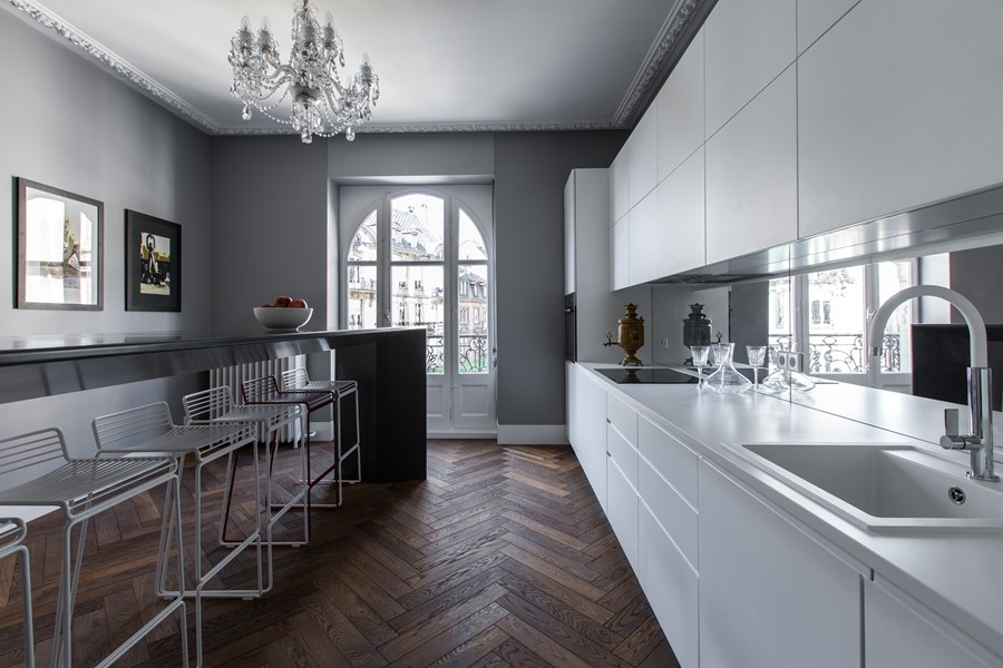 Strauss apartment by YCL 01