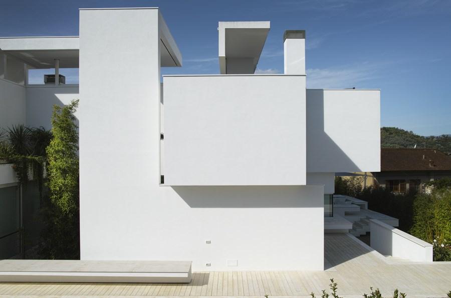 Villa N by Architettura Matassoni 01