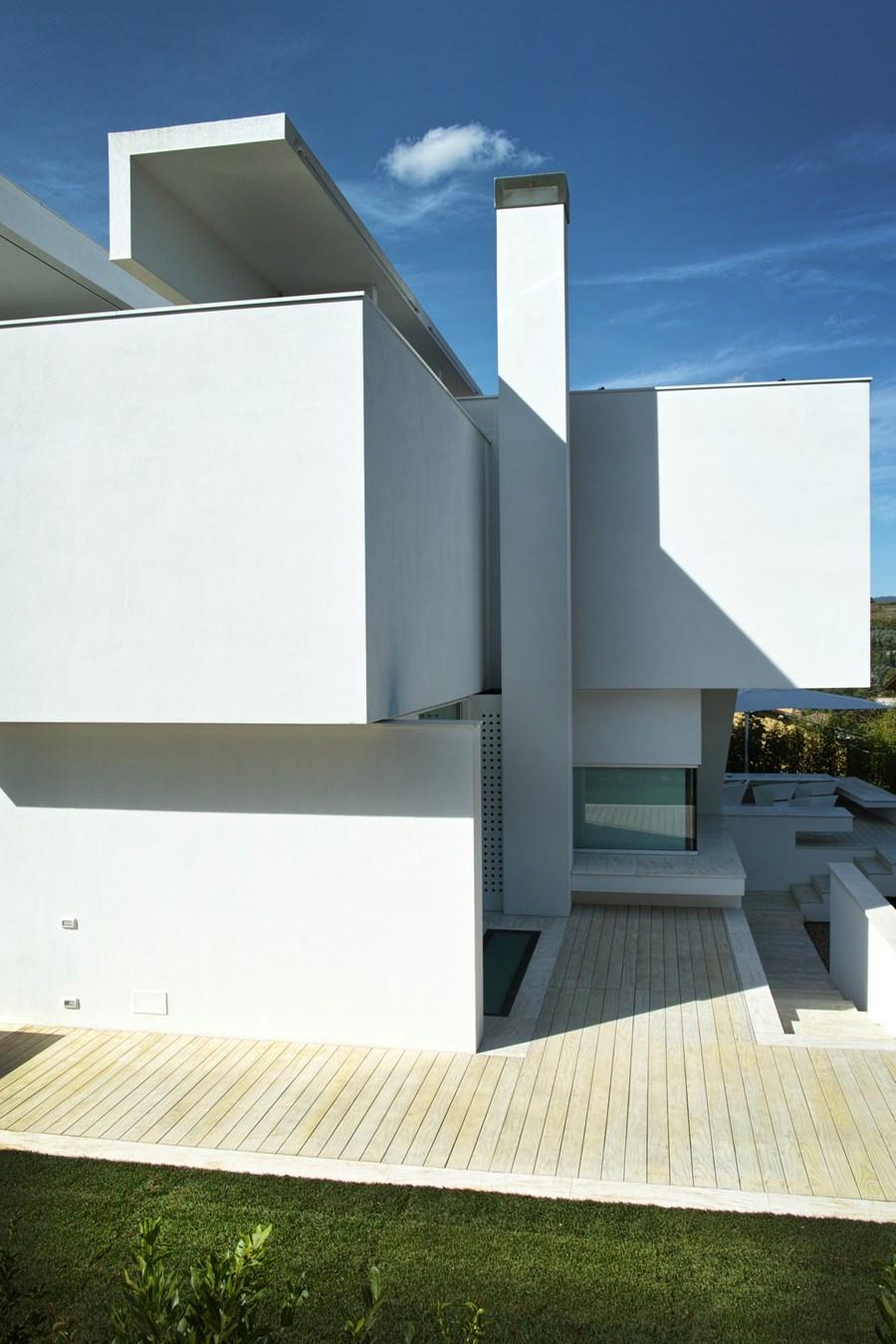 Villa N by Architettura Matassoni 04