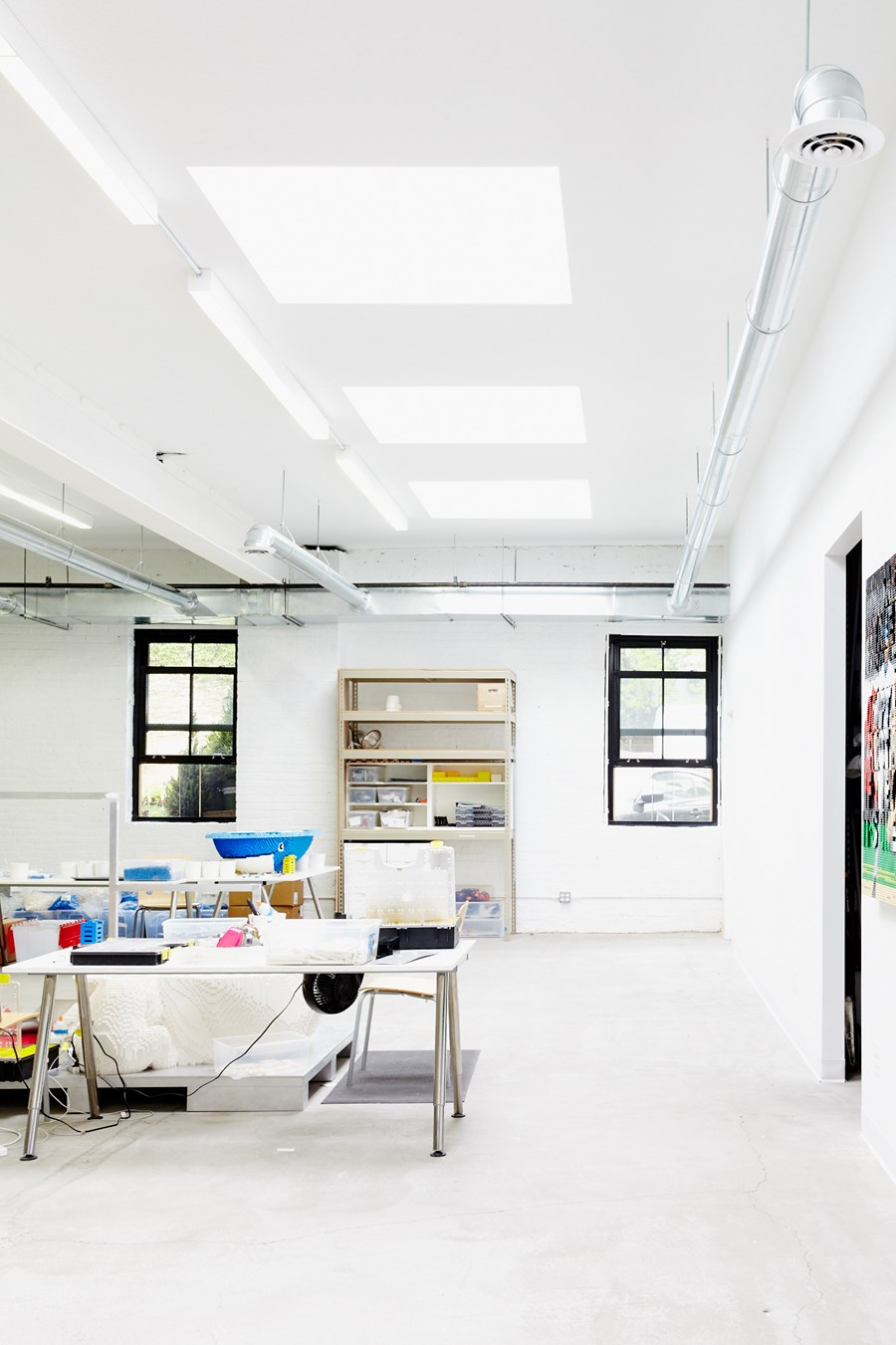 Brooklyn Studio by StudioMet Architects 11