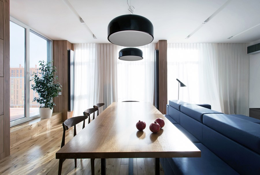 Comfort apartment by Lugerin Architects 03