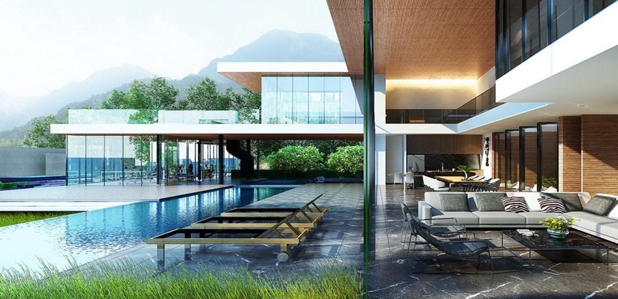 Khao Yai Residence by AAD design 10