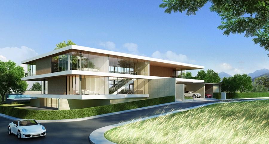 Khao Yai Residence by AAD design 12