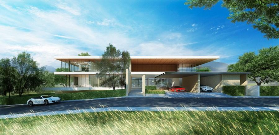 Khao Yai Residence by AAD design 13