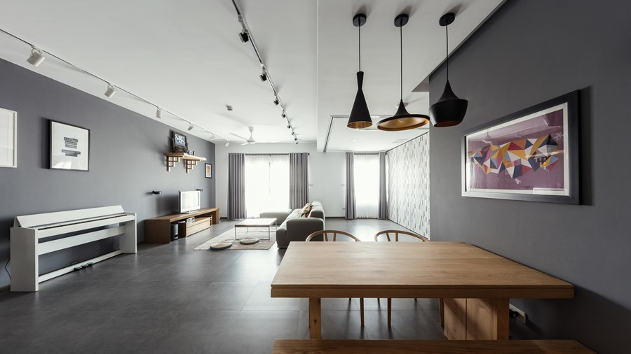 ML Apartment by Le Studio 02