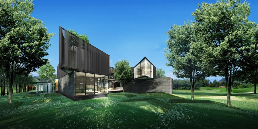 Monthon Ville Residence by AAD design 01